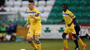 Shane Duggan got on the mark for Limerick