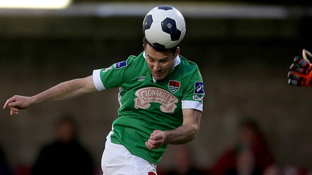 Mark O'Sullivan headed home the winning goal for Cork