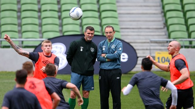 Martin O'Neill's Ireland have scored five goals in his four games in charge