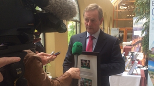 Mr Kenny said he was very unhappy with letters sent out to people suffering from debilitating illnesses