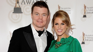 "Brian O'Driscoll and Amy Huberman - He says he won't be dancing and will also leave acting to ""the more talented individuals in my family"""