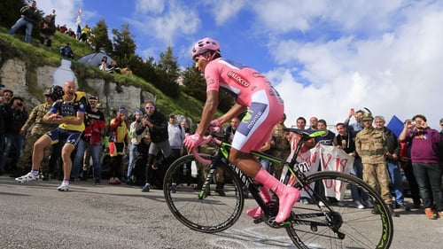 Nairo Quintana has overall victory in his sights