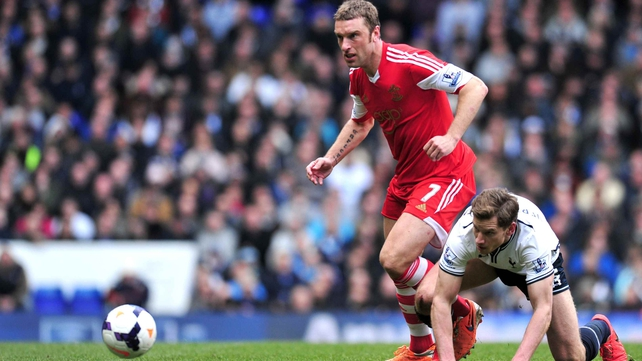 Rickie Lambert is about to seal a move to his former club Liverpool