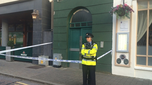 The incident took place at an apartment in Rockwood Parade in Sligo Town