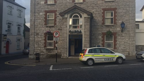The complaint is being investigated by gardaí in Sligo
