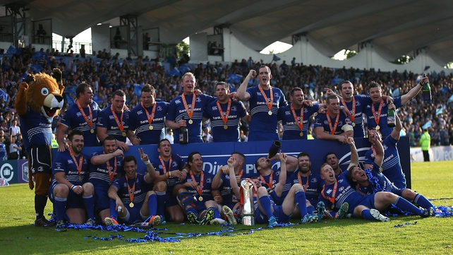 Champions Leinster open their campaign on a September Saturday in Scotland's Scotstoun Stadium