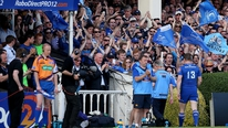 Brian O'Driscoll on what he'll miss the most as his professional rugby career ended following Leinster's win in the Pro12 final