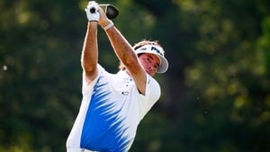 Bubba Watson has carded consecutive sub-70 rounds in Ohio