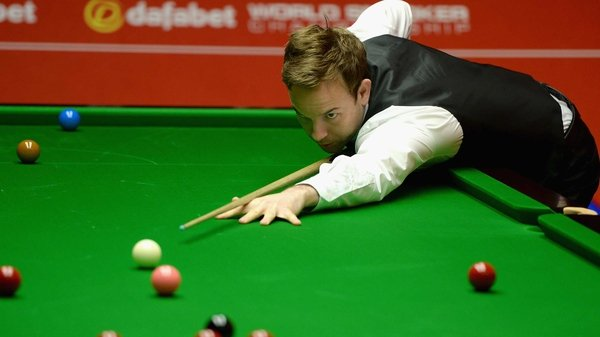 Ali Carter also suffers from Crohn's disease