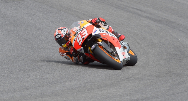 Marc Marquez has won the first six races this season