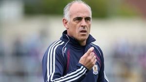 Anthony Cunningham takes the reins at the Rossies