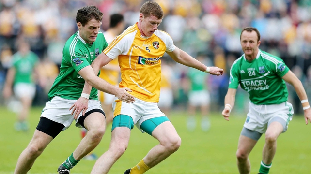 Antrim will aim to cause a shock against Donegal after their win over Fermanagh