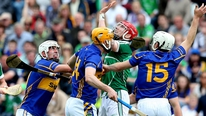 A look back at the Tipperary v Limerick clash with Jackie Cahill and Jerome O'Connell