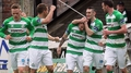 Keane own goal gives Hoops victory