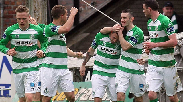Shamrock Rovers face Bohemians, their first competitive tie since the sacking of their manager Trevor Croly