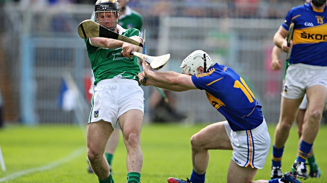 Limerick have seen off the Premier County in the Munster semi-final for the second year in a row