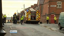Man injured after gas explosion in Dublin