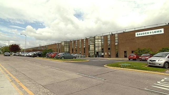 Bausch & Lomb employs almost 1,200 people at its facility in Waterford