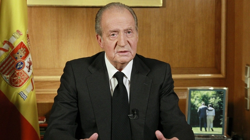 King Juan Carlos' abdication brings an end to a 39-year reign
