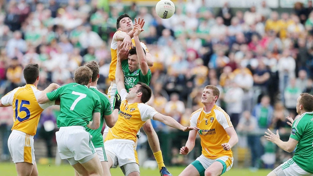 Antrim and Fermanagh served up a thriller in Brewster Park