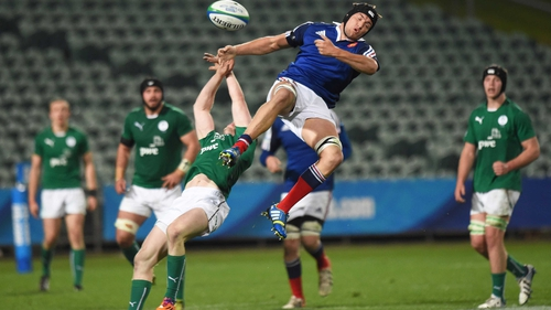 Ireland fell to a six-point defeat in Auckland