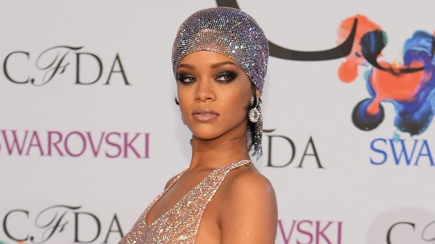 Rihanna was honoured with the Fashion Icon Award at the CFDAs