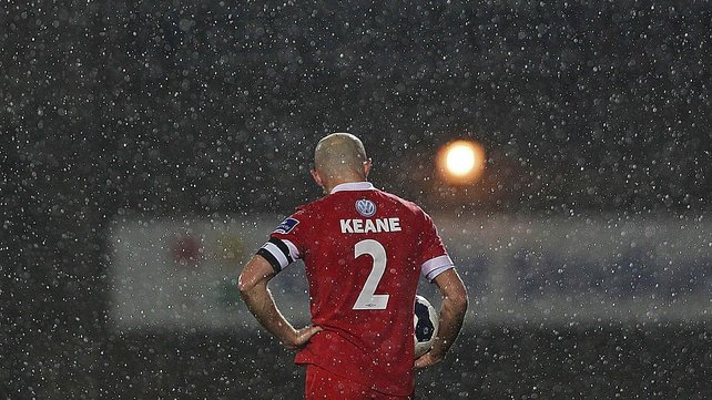A sixth defeat of the season has left Sligo Rovers struggling to make European football for 2015