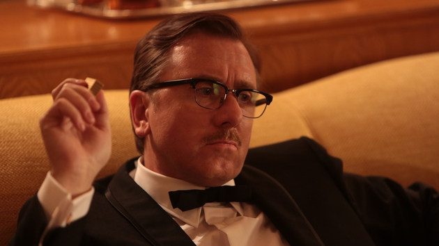 Tim Roth plays Grace's husband,  Prince Rainier III who unfortunately doesn't bring any excitement to the film.