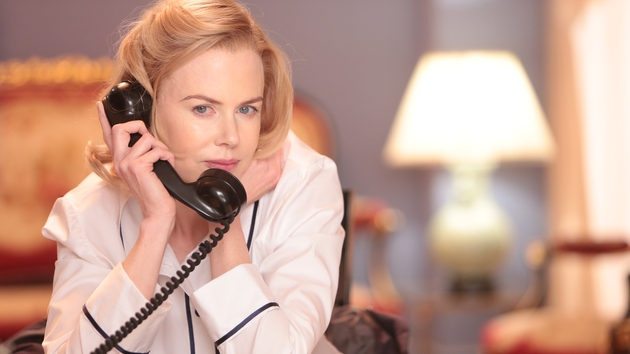 Kidman is 20 years too old to be playing a young Grace Kelly.