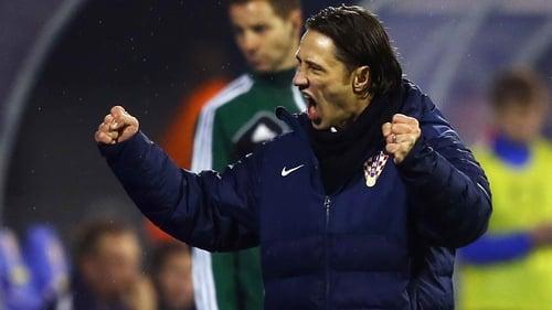 Croatia coach Niko Kovac 'has set the bar in line' according to winger Ivan Perisic