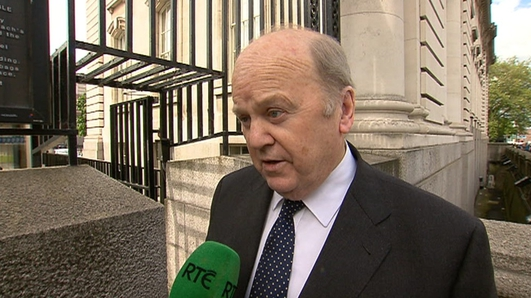 John Downing, comhfhreagróir polaitíochta - The Irish Independent.