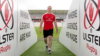 Ulster and Ireland players Stephen Ferris has retired from rugby