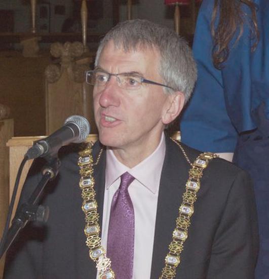 Máirtín Ó Muilleoir, Iar Ard Mhéara Bhéal Feirste.