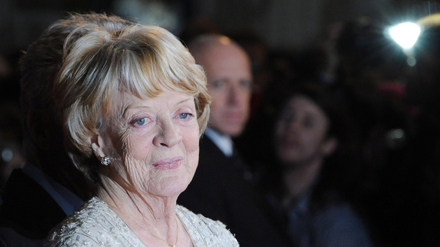 Smith will star as pensioner Miss Shepherd in the film.