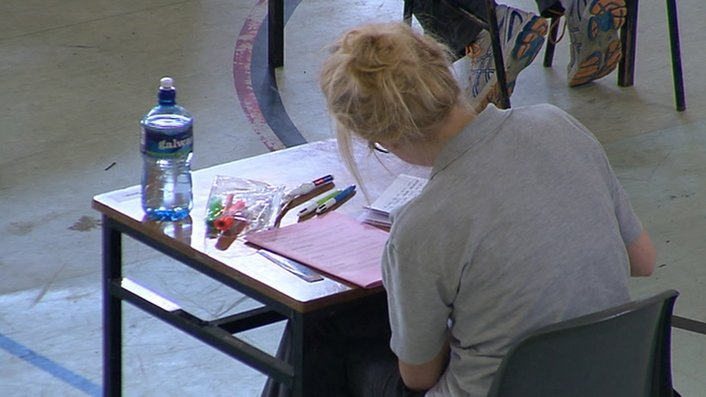 58,000 people get their LC results today