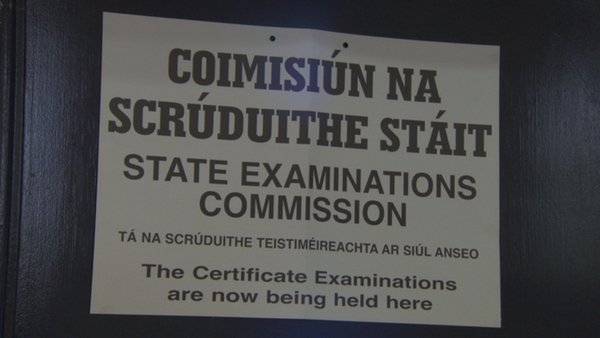 The SEC said the error would be taken into account when marking the exams