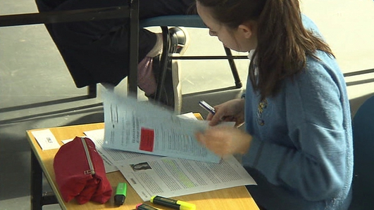 Leaving Cert: guidance counsellors urge students to talk