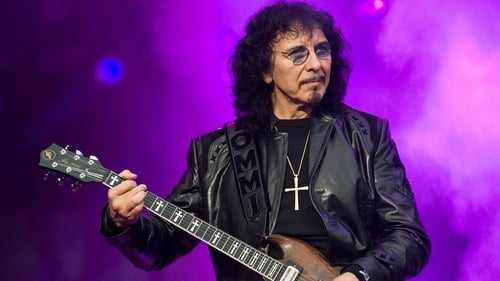 Iommi - Carried out his first official engagement as Visiting Professor in May