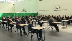 More than 110,000 students began State exams this morning