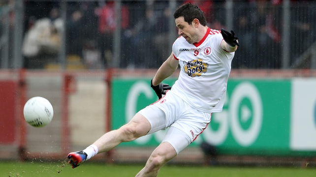 Tyrone will now have to plan without Conor Clarke