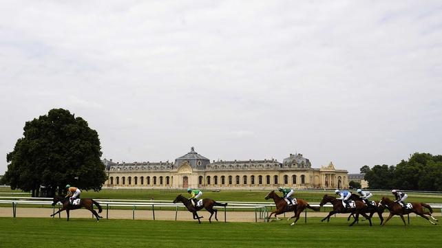 Sumbal set for Prix du Jockey Club at Chantilly