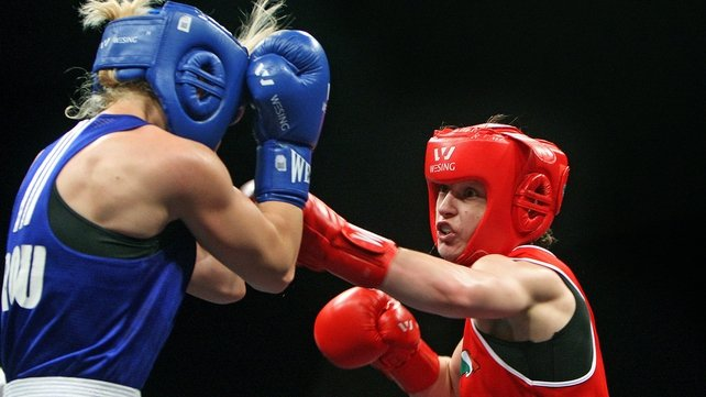 Katie Taylor is bidding for her sixth European Championship title
