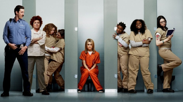 Orange Is the New Black - Three awards