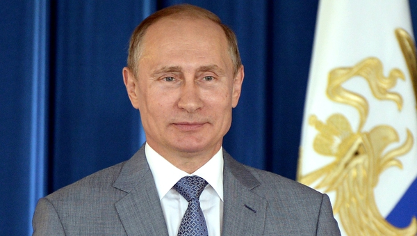 Vladimir Putin said he does not plan to avoid anyone at the D-Day commemorations