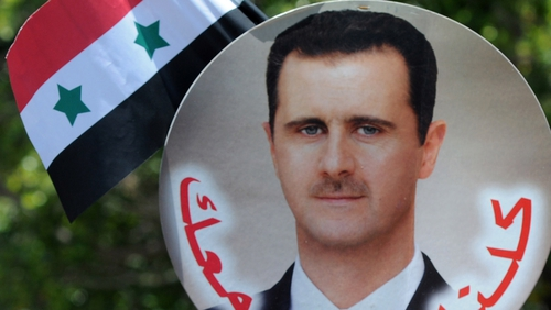 Bashar al-Assad secured a third term in office despite a raging civil war that grew out of protests against his rule