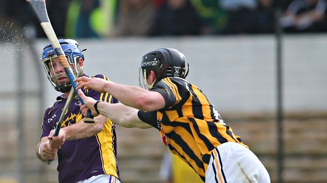 Kilkenny could only manage 10 points against Wexford