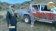 Taliban publishes video showing US soldier being released