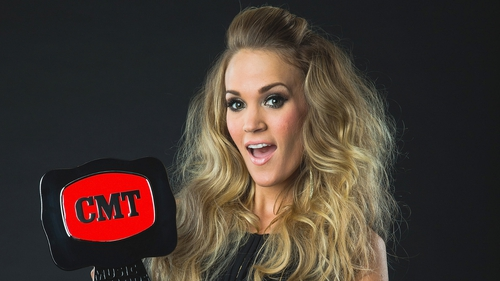 Carrie Underwood won big at the CMT Awards 2014