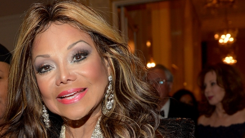 La Toya Jackson is engaged to Jeffré Phillips