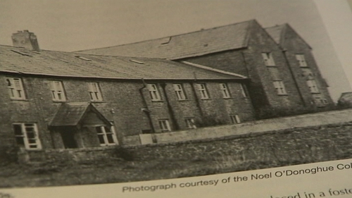 The Children's Home in Tuam opened in 1925 on the site of a former Workhouse